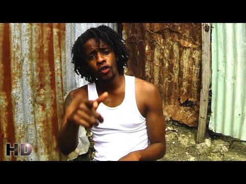 Curtisay - Inna Di Slum [Official Music Video HD]