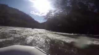 White Water Rafting on the Ocoee River