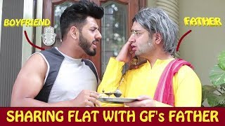 Sharing flat with GF's father || JaiPuru