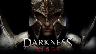 * NEW GAME* Darkness Rises #1 | fighting orcs and trying to unlock new gear,Powers & lvl up