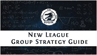 New League Group Strategy Guide