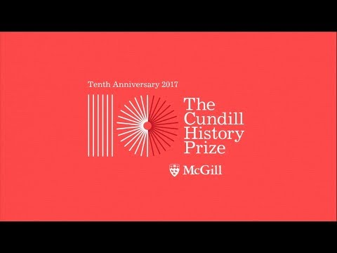 The Cundill History Prize 10th Anniversary Awards Gala