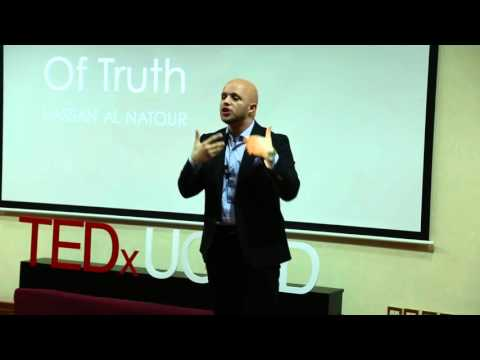 The Moment of Truth   Hassan Al Natour   TEDxUOWD