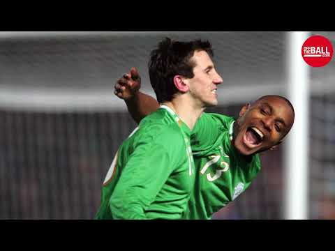 Brian Kerr's touching tribute to Liam Miller