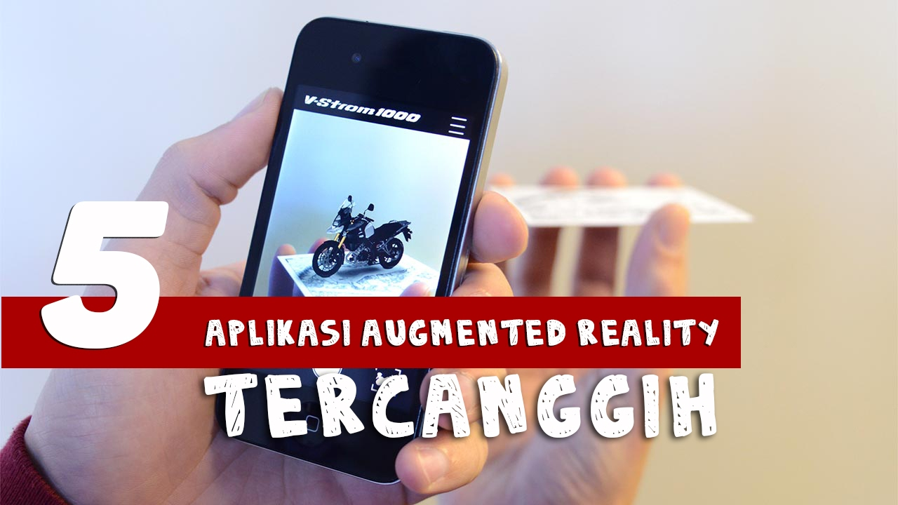 5 Aplikasi Ar Augmented Reality Tercanggih Di Android Ios Youtube