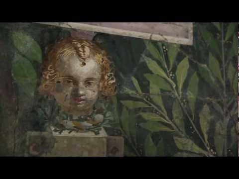 Pompeii exhibition: Roman frescoes