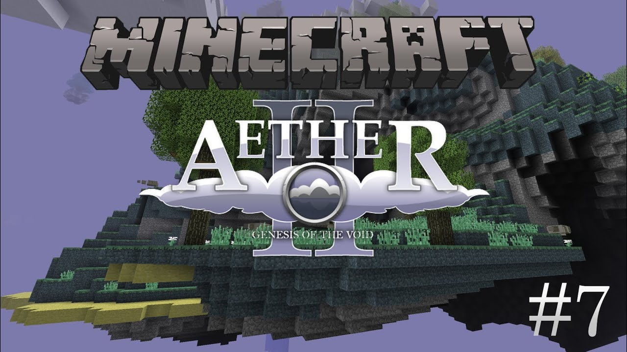 Minecraft aether ii ep 7 epic house plans youtube for Epic house music