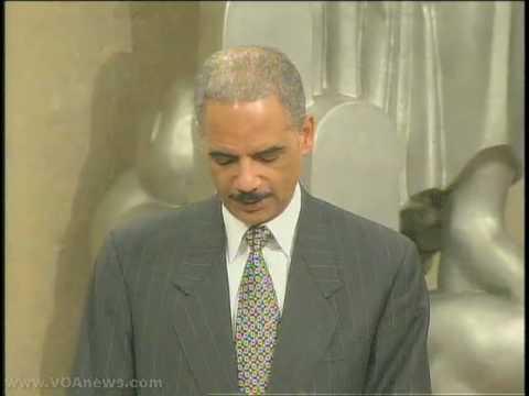 Holder Speech Sparks Debate On Race