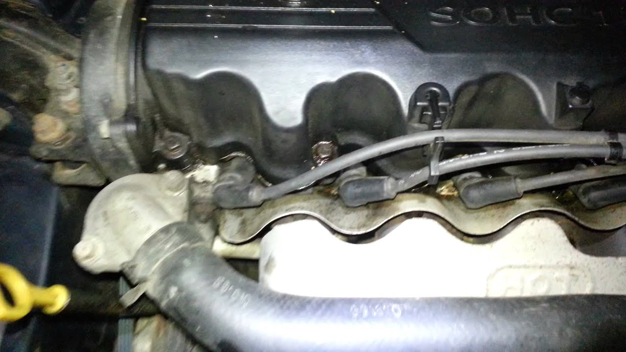 2000 Hyundai Accent Coolant Flush Amp Change Youtube