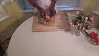 Stuffed Tomatoes With Tuna Fish