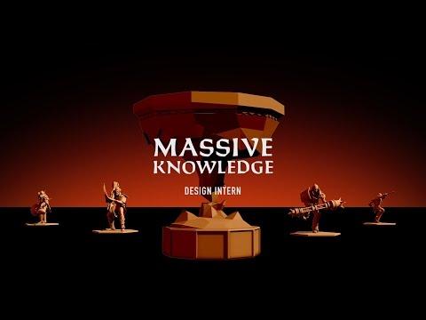 Massive Knowledge // Design Intern Phillip Chung