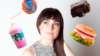 Health Nuts Try Junk Food for the First Time (Taste Test)
