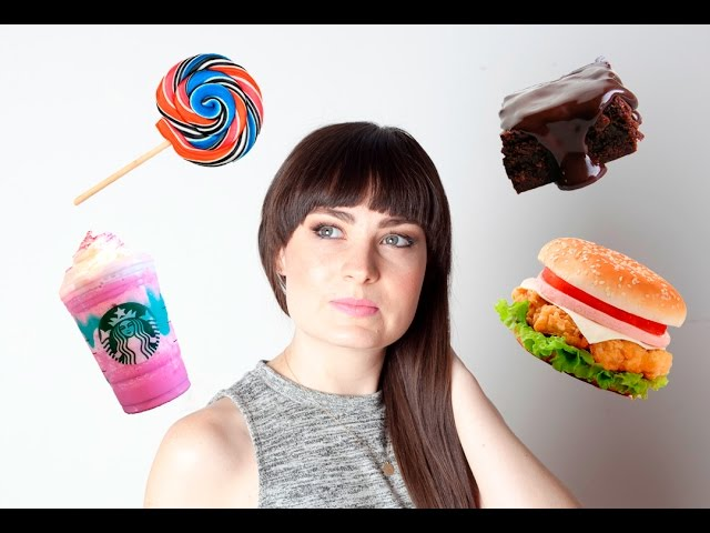 health nuts swap diets with junk food addicts