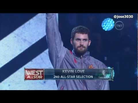 Nicki Minaj Performance & 2012 NBA All-Star West Intros