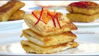 ♨കുറഞ്ഞ ഓയിൽ ഉപയോഗിച്ച് 2 Spicy Ifthar Snacks||  Recipe : 146