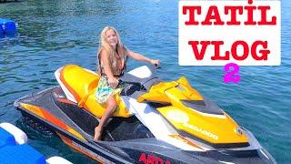 Marmaris Tatil Vlog 2. Ecrin Su Çoban
