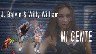 J. Balvin & Willy William - Mi Gente. Zumba Choreo