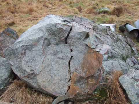 Stenspräckning med krut del 2