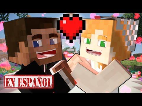 SI STEVE Y ALEX SE CASARAN - Minecraft