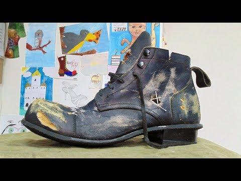 Обувь пост-апокалипсиса. Часть 2. Берцы
