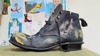 Обувь Пост-апокалипсиса. Часть 2.Берцы. Выбрать Обувь Мембрану