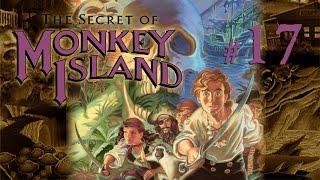 The Secret of Monkey Island #17 - La llave-bastoncillo