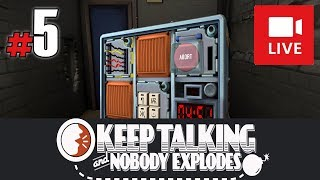 """[Archiwum] Live - Keep Talking and Nobody Explodes z Torgusem! (3) - [1/3] - """"UP i diody"""""""