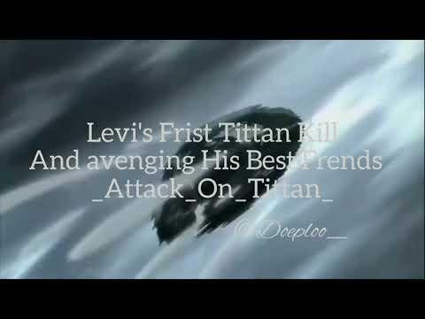 Levi Mengamuk Attack