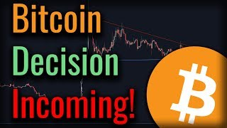 Bitcoin Must Choose! A Big Breakout Is Coming - But which Direction?