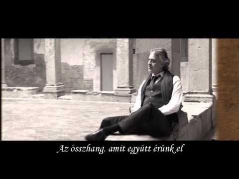 Eros Ramazotti & Andrea Bocelli - Musica è - Magyar felirattal - Hungarian subtitles