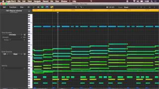 Gladiator (Hans Zimmer) remade in Logic Pro X