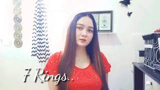 7 Rings - Ariana Grande Cover Indo By Bey New Syclon..