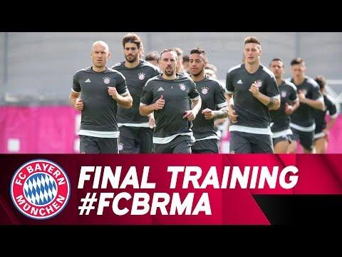 LIVE 🔴 | Die ersten 15 Minuten des FCB-Abschlusstrainings vor Real Madrid | #FCBRMA