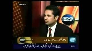 QADIANI - khalid persenting A REAL AHMADI IN PAKISTAN.flv