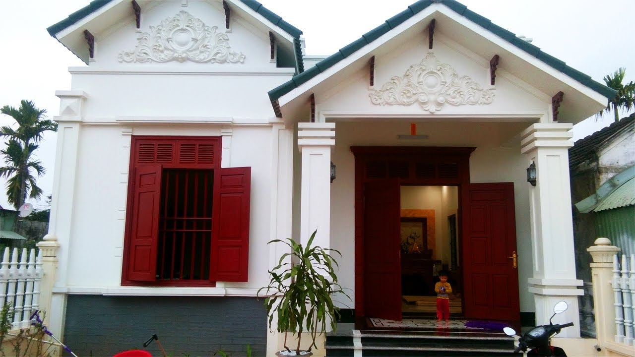 Khám Phá Nhà Cấp 4 Mái Thái Đẹp Nhất Nhì Kiến Thuỵ Hải Phòng
