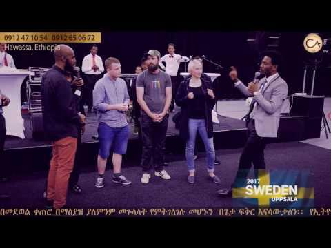 161 Prophetical Visitation at Sweden,uppsala Prophet Eyu Chufa