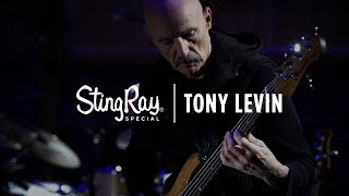 Ernie Ball Music Man: Stingray Special Bass - Tony Levin Demo & Discussion