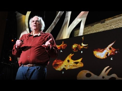 Video image: Building a dinosaur from a chicken - Jack Horner