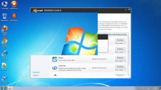 Using The Avast Browser Cleanup Tool (to cleanup Searchnu, Delta, Funmoods, myStart & Others...)