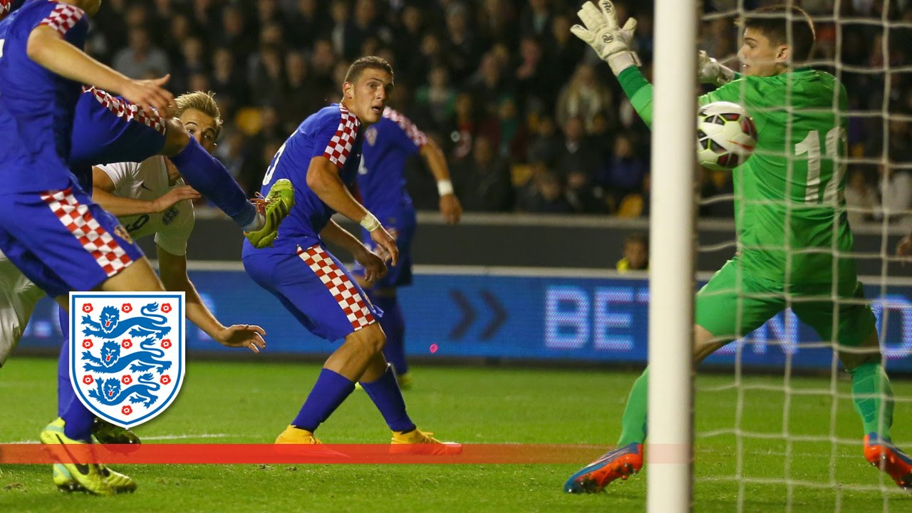 Download Kane goal - England 2-1 Croatia | Goals & Highlights