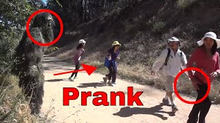 Bushman Prank Try Not To Laughter chellange