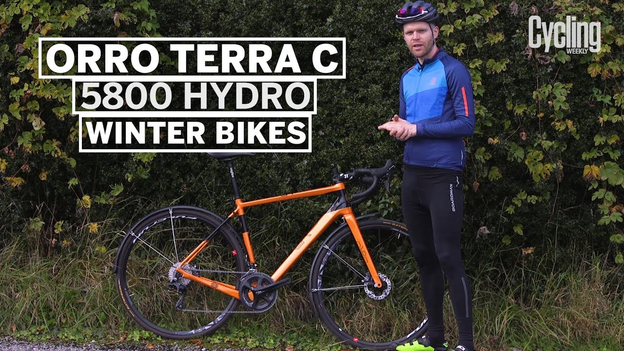 e291a10d837 Orro Terra C 5800 Hydro | Winter Bikes Special | Cycling Weekly ...