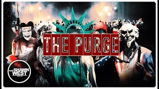 [FREE] THE PURGE Rap Hip Hop Instrumental 2018 Free Beats by SHAWN WEST