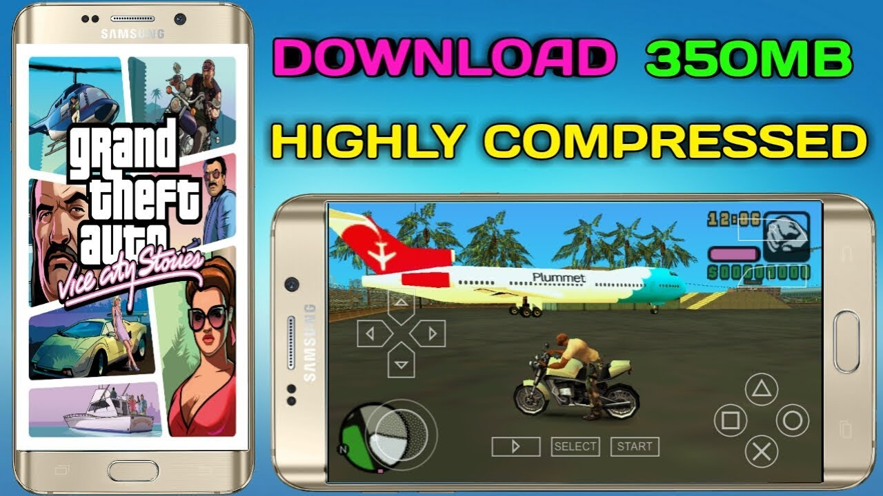 350mb Download Gta Vice City Stories Highly Compressed