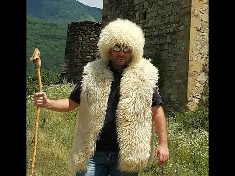 Georgia Travel. Bakuriani - Tabatskuri Road / Путешествие в Грузию. Дорога Бакуриани - Табацкури.