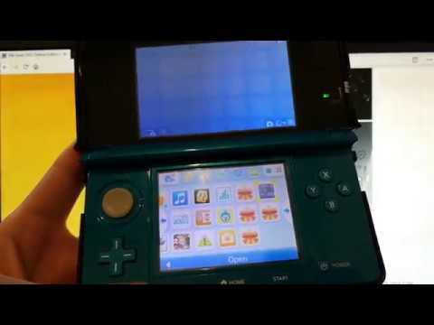 3DS 11 8 0-41E flash B9S CFW with R4i Gold 3DS PLUS cartridge(3)