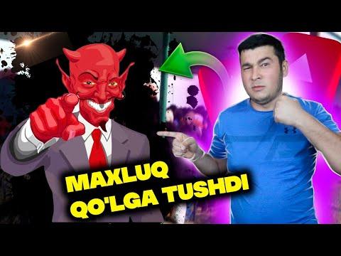 NAMANGANDAGI DAXSHATLI MAXLUQ QO'LGA TUSHDI SROCHNI KO'RILA