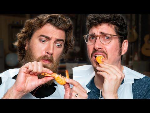 Peel and Eat Shrimp Race