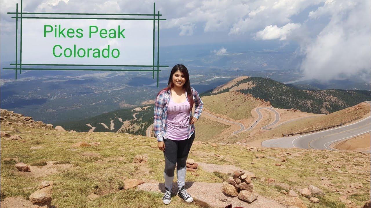 Got Oxygen Pikes Peak Day 1 Colorado 7