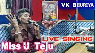 LIVE singing Vk Bhuriya
